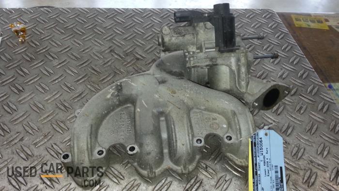 EGR Klep - Volkswagen Caddy - O43690