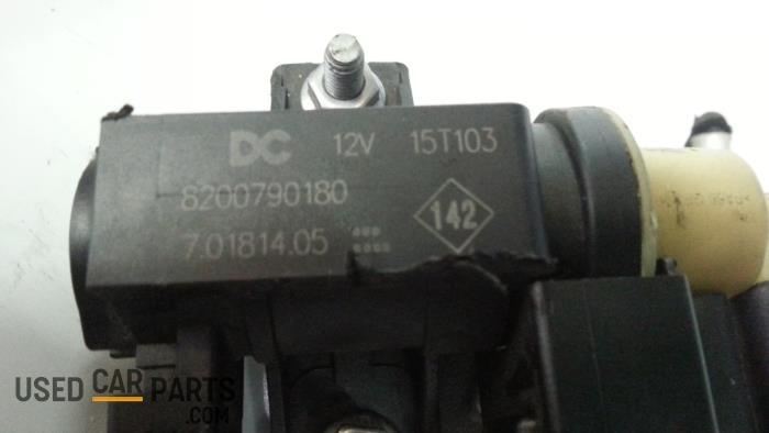 Overdrukklep Turbo - Renault Captur - O46658
