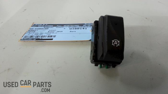 ASR schakelaar - Renault Captur - O20556
