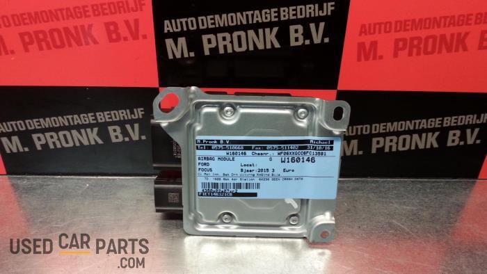 Airbag Module - Ford Focus - O30814