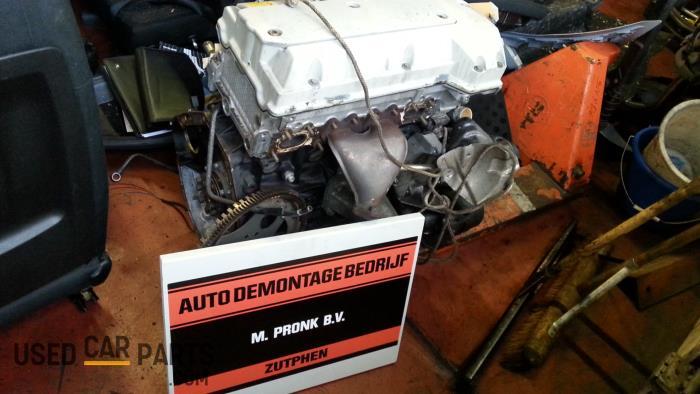 Motor - Mercedes C-Klasse - O43228
