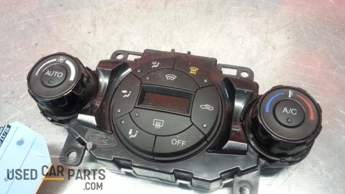 Kachel Bedieningspaneel - Ford Fiesta - O31617