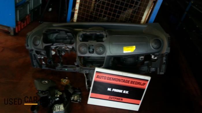 Airbag Set+Module - Citroen Nemo - O39454