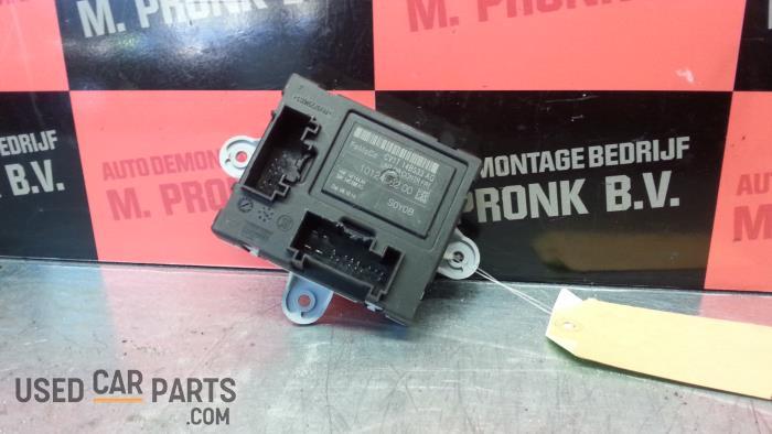 Centrale Deurvergrendelings Module - Ford Fiesta - O26398