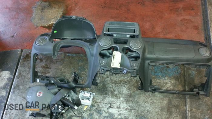 Airbag Set+Module - Fiat Panda - O39444