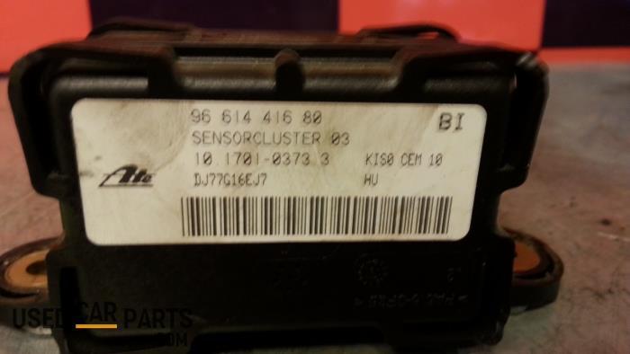 Esp Duo Sensor - Peugeot 207 - O38388