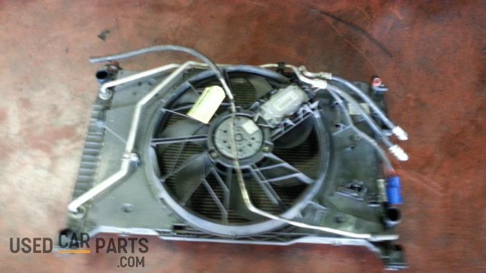 Radiateur - Mercedes A-Klasse - O40317