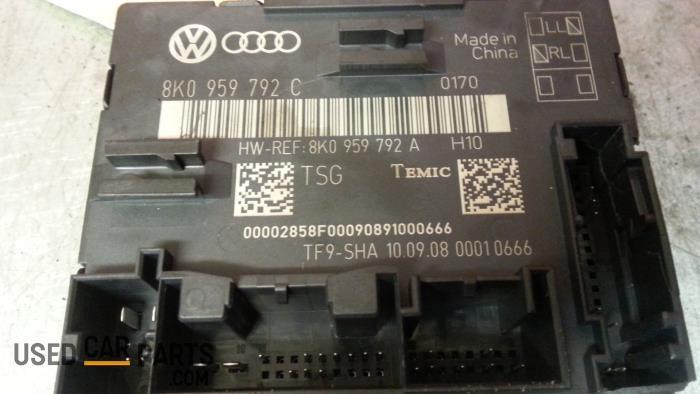 Centrale Deurvergrendelings Module - Audi A4 - O26357