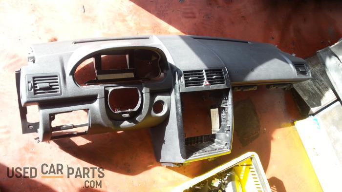 Airbag Set+Module - Mercedes A-Klasse - O39431