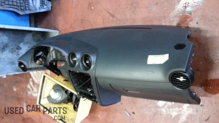 Airbag Set+Module - Seat Ibiza - O39470