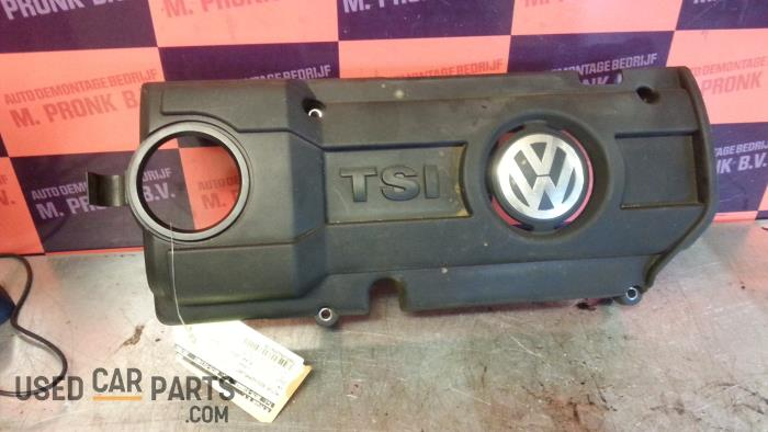 Motor Beschermplaat - Volkswagen Golf - O43167