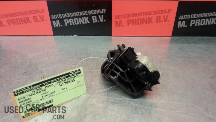 Tankklep Vergrendelingsmotor - Mercedes A-Klasse - O26247