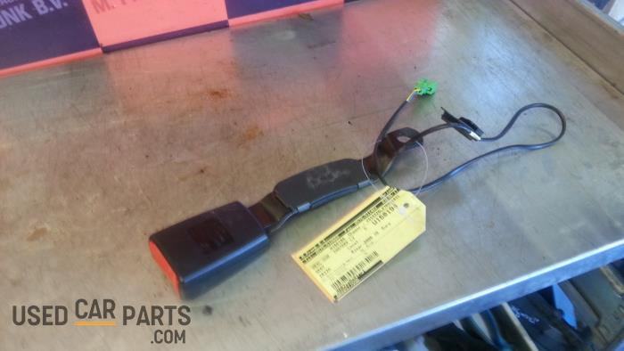 Veiligheidsgordel Insteek links-voor - Seat Ibiza - O35304