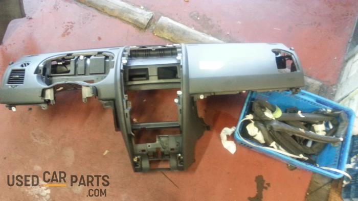 Airbag Set+Module - Renault Megane - O39461
