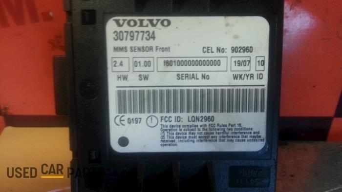 Alarm relais - Volvo C70 - O32549