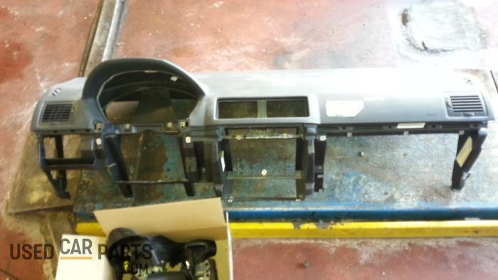Airbag Set+Module - Skoda Fabia - O39451