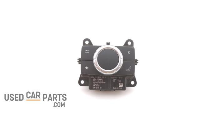 I-Drive knop - Mercedes A-Klasse - O32579