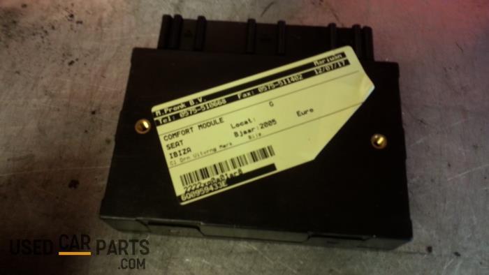 Comfort Module - Seat Ibiza - O26626