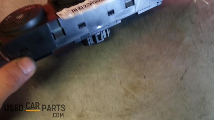 Climatronic Paneel - Renault Megane - O31255