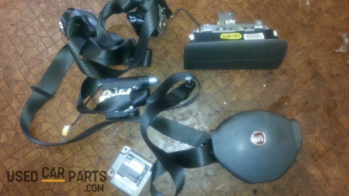 Airbag Set+Module - Fiat Panda - O39445