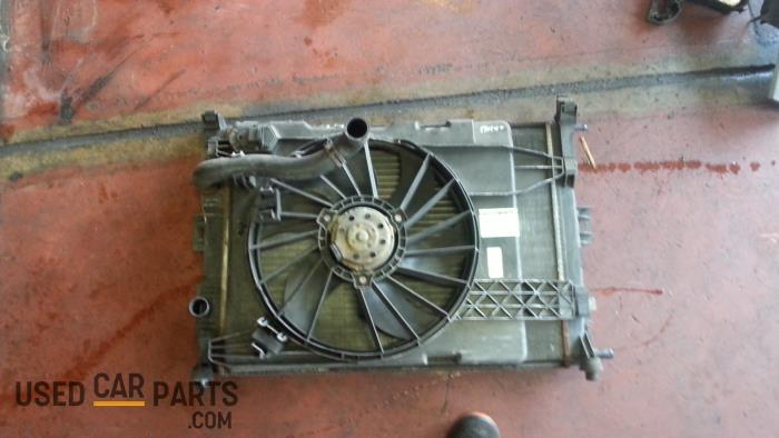 Radiateur - Renault Scenic - O40391
