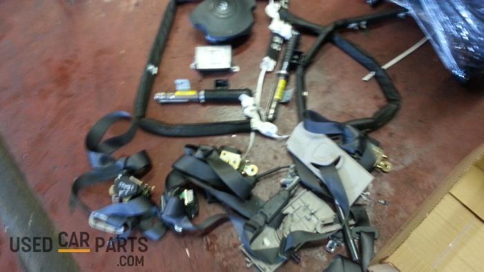 Airbag Set+Module - Renault Scenic - O39463