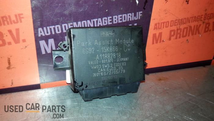 PDC Module - Ford Transit - O31161