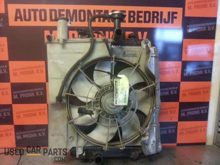 Radiateur - Toyota Aygo - O40419