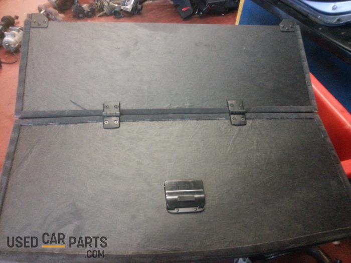 Vloerplaat bagageruimte - Audi A6 - O28270