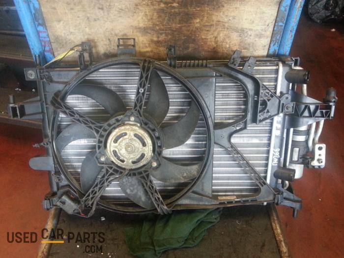 Radiateur - Opel Tigra - O40322