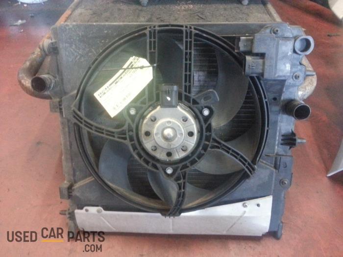 Radiateur - Peugeot 207 - O40384