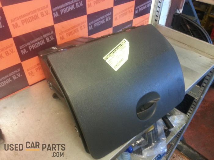 Dashboardkastje - Renault Modus - O30727