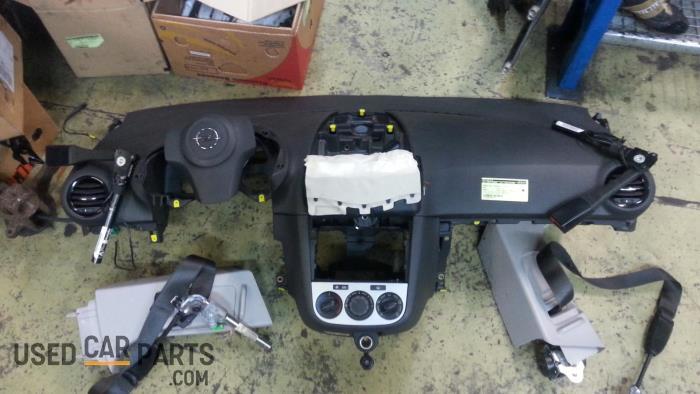 Airbag Set+Module - Opel Corsa - O39439