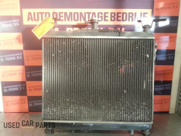 Radiateur - Hyundai Getz - O40358