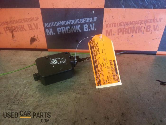 Tankklep Vergrendelingsmotor - BMW 3-Serie - O26243