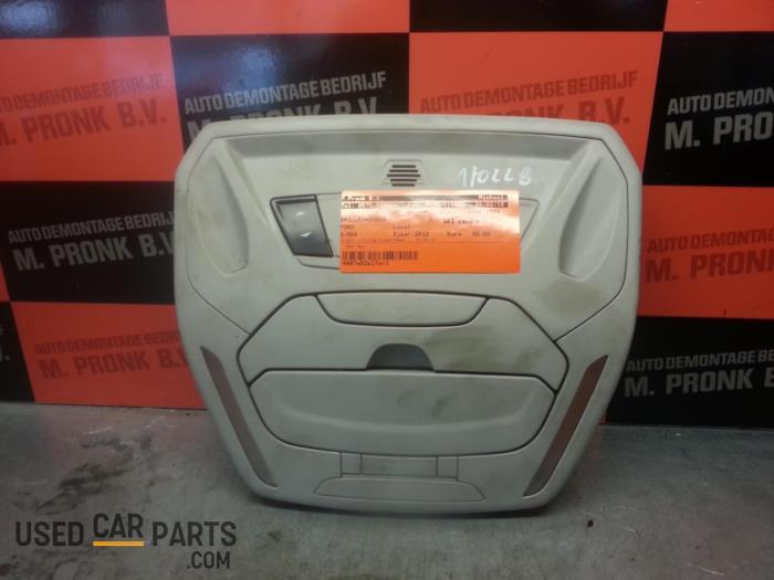 Brillenhouder - Ford S-Max - O35050