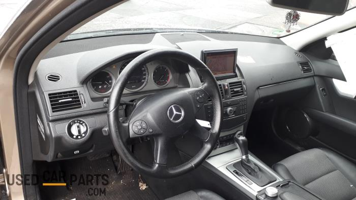Airbag Set+Module - Mercedes C-Klasse - O39426