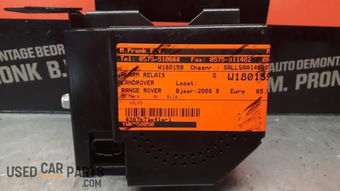 Alarm relais - Landrover Range Rover Sport - O32548