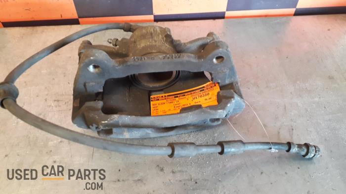 Remklauw (Tang) links-achter - Seat Leon - O48426