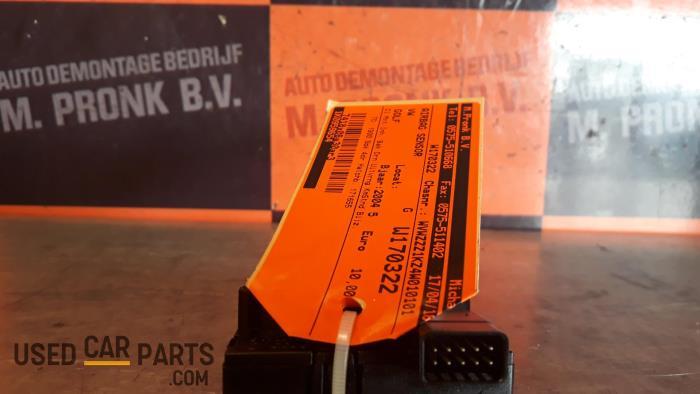 Airbag Sensor - Volkswagen Golf - O39518