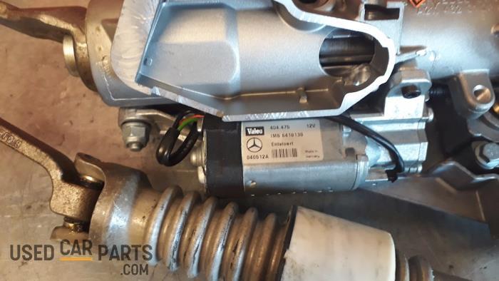 Stuurkolom compleet - Mercedes SLK - O38972