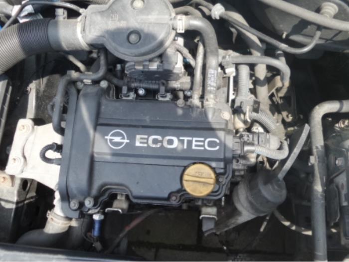 Gebruikte Opel Corsa Motor Z10xe Bongers Auto Onderdelen Zeeland