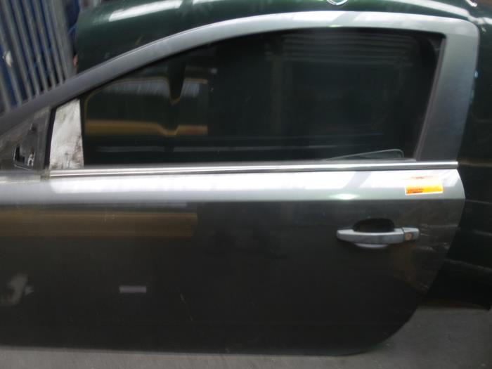 Gebruikte Opel Astra Portier 2deurs Links Kleurcode Z177 94711559