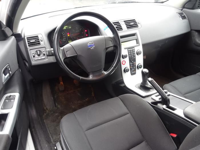 Gebruikte Volvo C30 (EK/MK) 1.6 D 16V Interieur Bekledingsset ...
