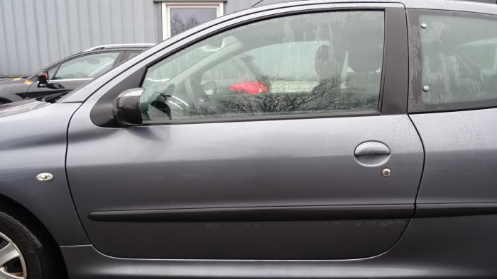Gebruikte Peugeot 206 Plus Portier 2deurs Links Kleurcode Kth