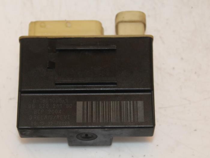 Computer Koeling Citroen C5 9652021180 X8Z 1