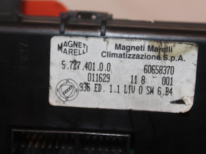 Computer Koeling Alfa Romeo 166 60658370 AR34103,AR,34103 3