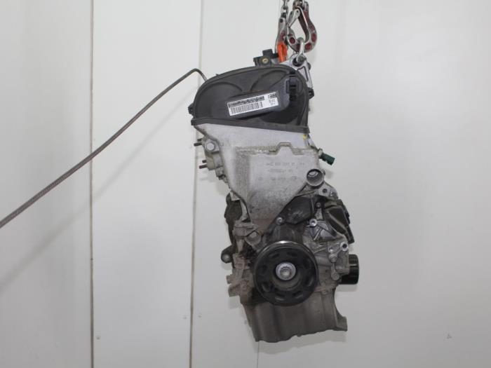 Motor Volkswagen UP  CHY,CHYCHYB 4