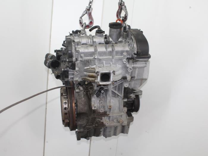 Motor Volkswagen UP  CHY,CHYCHYB 5