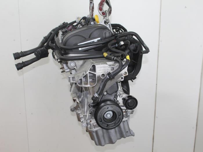 Motor Volkswagen Polo  CHYCHYC 1